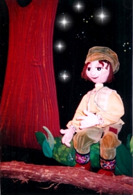 Dallas Puppet Theater Sleeping beauty Sleeping Beauty Puppet Show Pipippin and the Witch